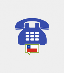 Chile toll-free number