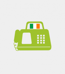 Ireland fax number